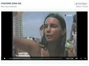 """A página do Facebook """"Mariachi"""" reviveu reportagem da extinta TV Manchete"""
