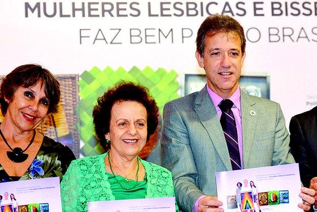 SUS lança campanha para melhorar atendimento a bissexuais e lésbicas