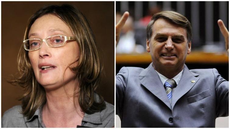 Bolsonaro é condenado por ofensas contra Maria do Rosário