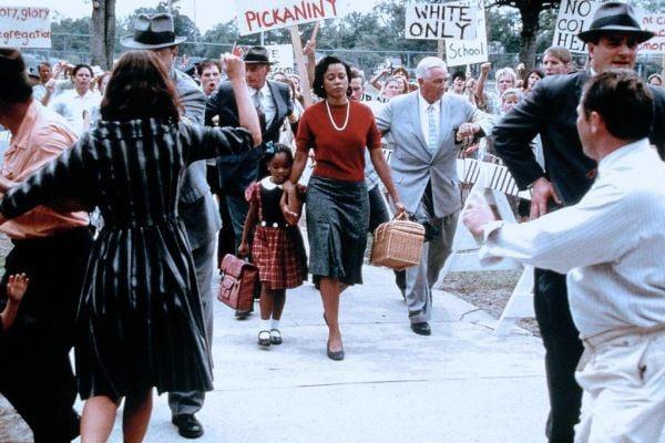 """O Filme: """"Ruby Bridges – Uma Menina luta por seus Direitos"""", Drama, USA 1998"""