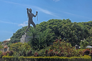 Estátua da Abolição ou Bussa, Barbados.