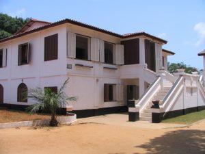 Forte de São João de Ajudá, atual Museu Histórico, Benin.
