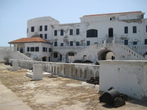 Castelo de São Jorge da Mina ou Elmina, Senegal.