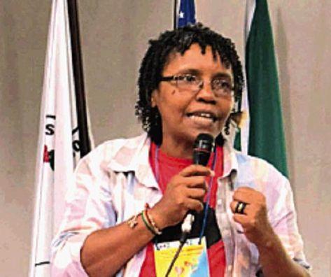 Integrante do Movimento de Mulheres Negras da Floresta Dandara Francy Júnior (Divulgação)
