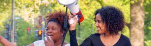 Porque marcham as mulheres negras?