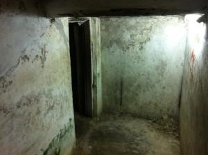 Cela onde ficavam os escravos, Cidade da Pedra, Zanzibar.