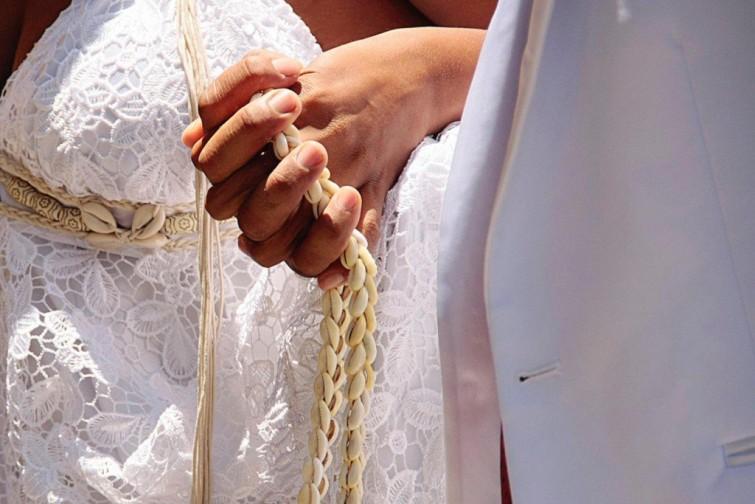 Produção de casamentos foca na cultura afrobrasileira