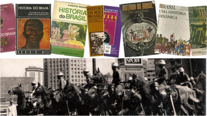 Como a ditadura foi sendo tratada nos livros de história