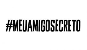 #MeuAmigoSecreto pede escuta para dizer que está calado