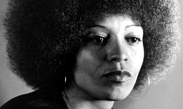 Angela Davis, 1974.