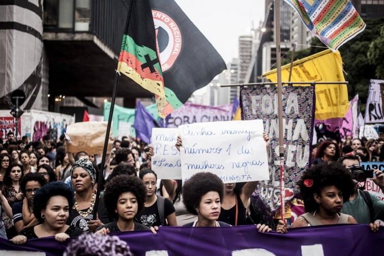 Mulheres contra Cunha 13 novembro