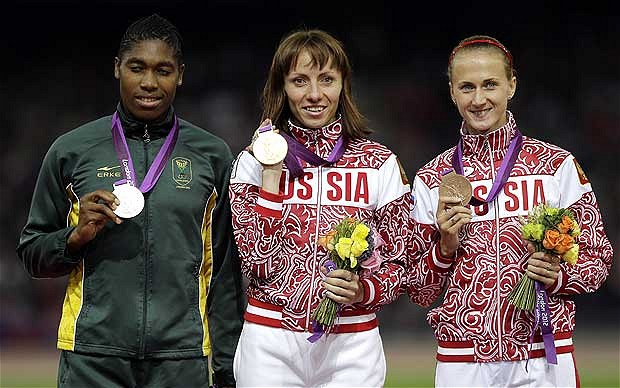 Escândalo de doping pode consagrar africana que teve que provar ser mulher