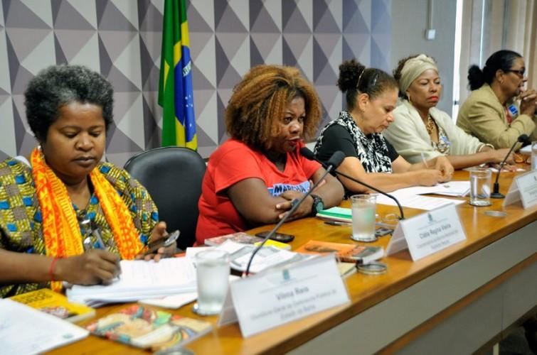 Mulheres negras querem mais espaço na política