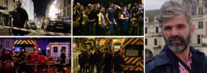 O relato de um brasileiro que viveu o terror em Paris