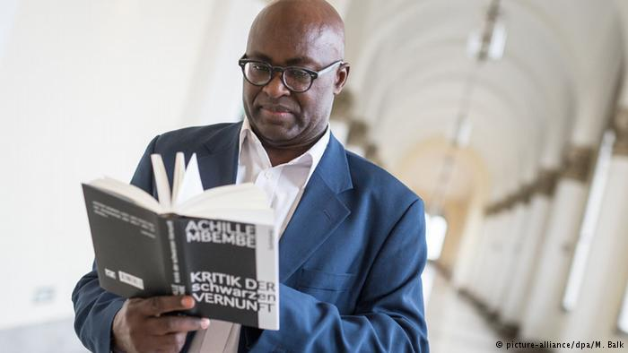 "Achille Mbembe: ""Crítica da Razão Negra"""