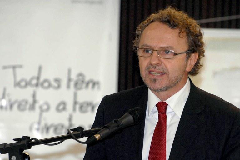 """""""Se há uma reação conservadora, podemos reagir também"""", afirma o secretário Rogério Sottili"""