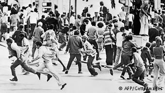Rebelião de estudantes na África do Sul: Soweto dos anos 1970