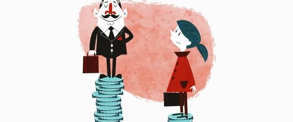 Quanto maior a escolaridade, maior a desigualdade de renda entre homem e mulher
