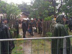 Exército apoia reintegração de posse em aldeia de Niterói, RJ
