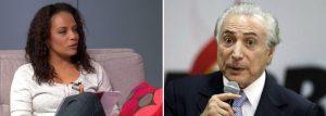 """Temer sugere que foi """"obrigado a trair"""", diz colunista do Globo"""