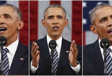 """No último discurso da União, Obama diz que América """"não deve temer futuro"""""""
