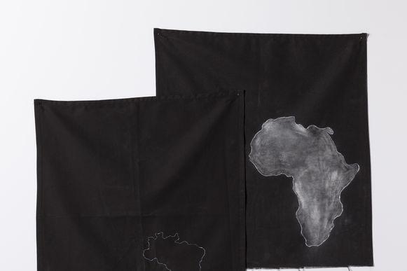 Mostra de Artistas Negros é apresentada na Pinacoteca de São Paulo. Na foto a obra de Miguelzinho Dutra, vista da cidade de Itu (Izabella Matheus/Pinacoteca do Estado de São Paulo)