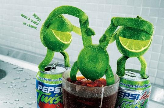 Pepsi, o mundo está muito chato mesmo! E isso é maravilhoso