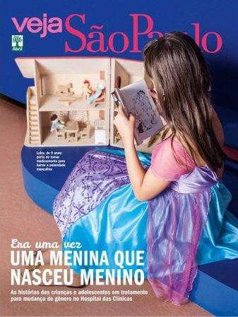 A capa de VEJA SÃO PAULO sobre o assunto (Foto: Veja São Paulo)