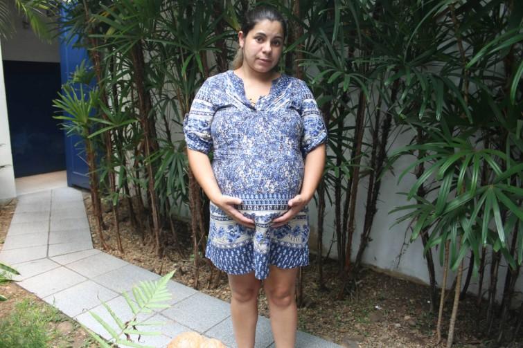 Mãe perde o bebê e carrega filho morto no ventre há 13 dias