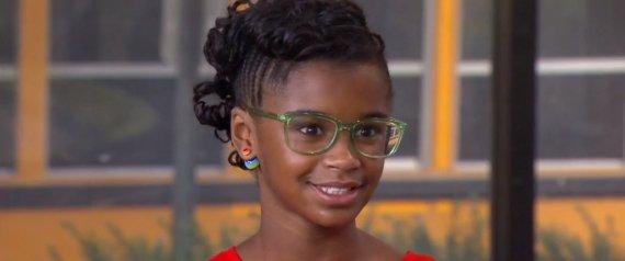 Leitora voraz de 11 anos lança campanha para ajudar mais garotinhas negras a se sentirem representadas em livros