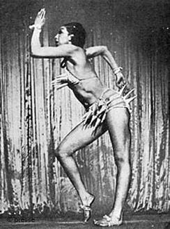 Josephine Baker, 1936
