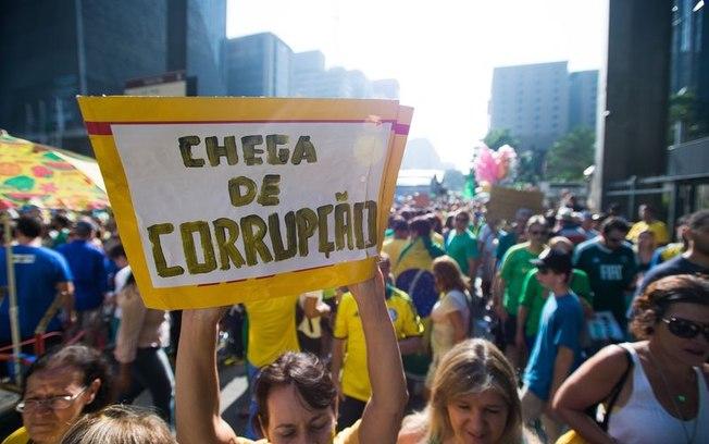 Brasileiro é contra corrupção, mas maioria admite obter vantagens de modo ilegal