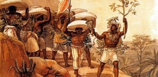 Plano de Aula - Exercícios sobre Escravidão no Brasil