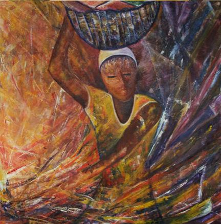 Ayéola Moore e a mulher negra que move o mundo