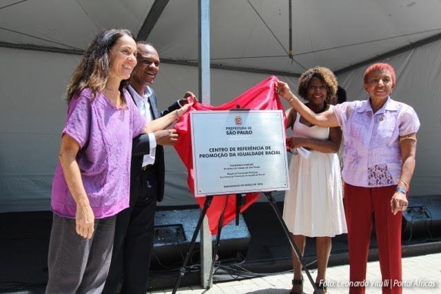 São Paulo abre centro de promoção da identidade negra