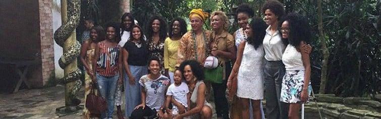 """Negras Empoderadas lutam contra as """"formas de escravidão modernas"""" do Brasil"""
