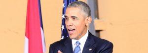 Obama em Cuba: 'vim para enterrar últimos vestígios da guerra fria'