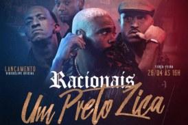 Racionais MC's lança novo clipe da música 'Um Preto Zika'; assista