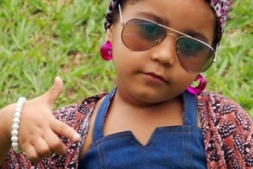 Garotinha faz sucesso com orgulho pelo black power: 'Não é peruca, eu sou preta!'