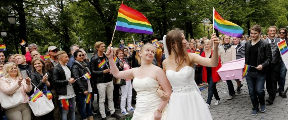 Igreja Luterana da Noruega aprova casamento gay