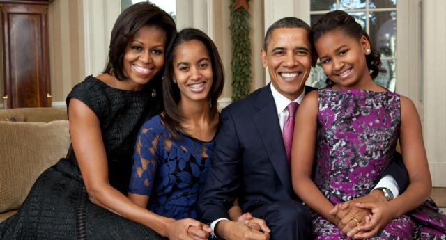 Presidente dos EUA, Barack Obama conta como suas filhas adolescentes mudaram sua opinião sobre o casamento gay