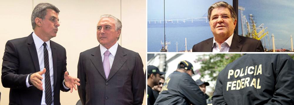 Gravação com Jucá revela que impeachment foi pacto para deter a Lava Jato