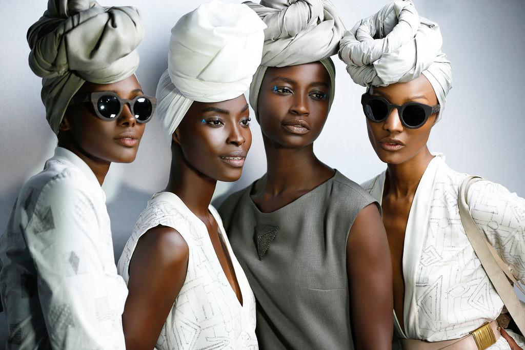 Milles Collines: A moda inspirada na mulher de Ruanda - Geledés