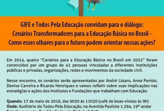 Diálogo: Cenários Transformadores para a Educação Básica no Brasil