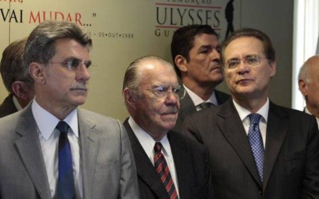 Procurador-geral da República, Janot,  pede prisão de Renan, Sarney, Jucá e Cunha