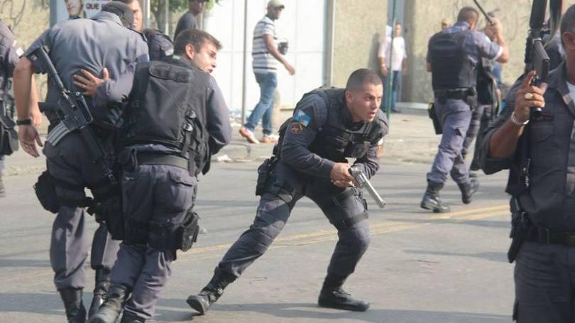 Promotor diz que segurança pública no Rio de Janeiro é um problema político