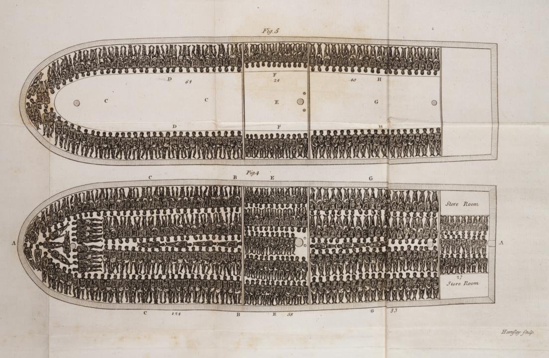 trafico de escravo