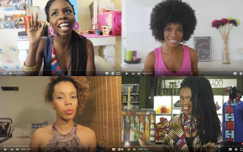 Sem apoio, youtubers negras resistem e ganham espaço à força