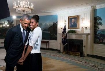As melhores fotos de Obama nos últimos 8 anos