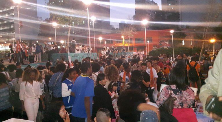 25 de julho: Mulheres Negras arrastam mais de 2 mil pelas ruas de São Paulo